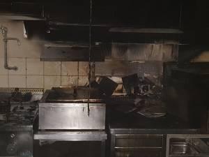 B2 Küchenbrand
