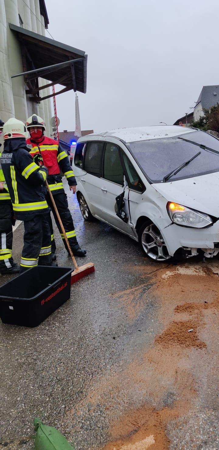 T1 Verkehrsunfall